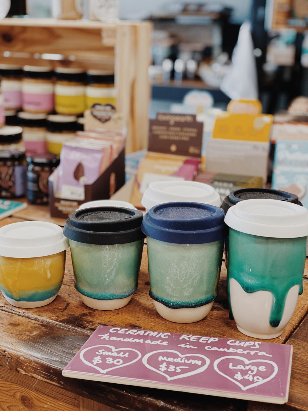Studio 274 Ceramic Coffee Cups