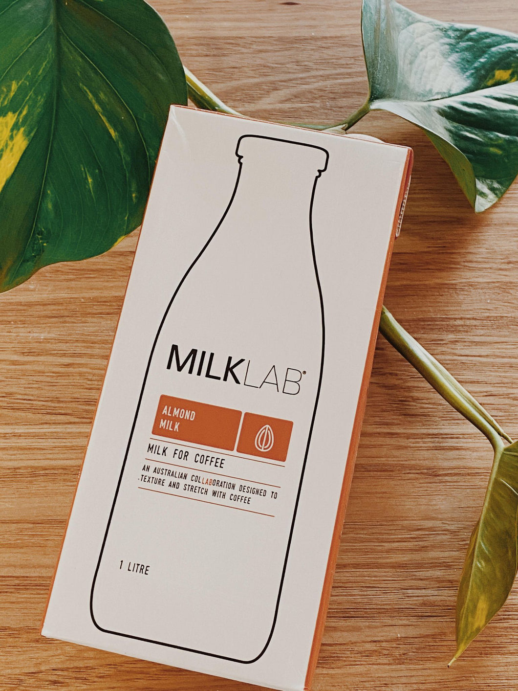 MilkLab Almond Milk