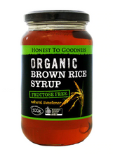 Load image into Gallery viewer, Organic Rice Malt Syrup