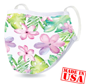 DFNDR 4 Layer Protection Face Mask - Aloha