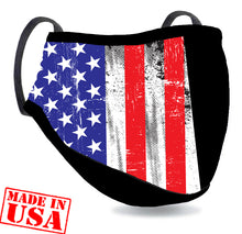 Load image into Gallery viewer, DFNDR 4 Layer Protection Face Mask - Patriot
