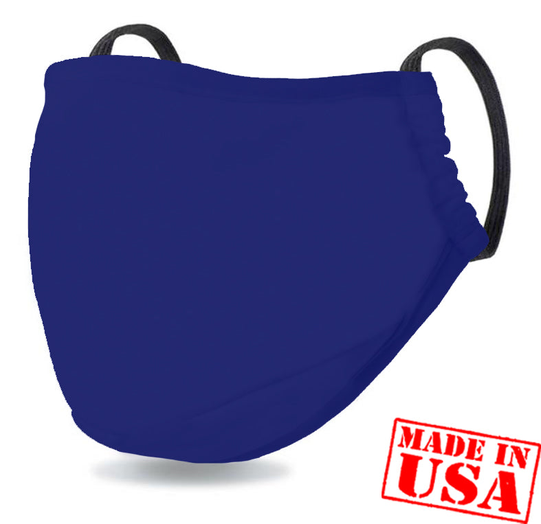 DFNDR 4 Layer Protection Face Mask - Navy