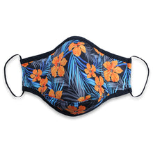 Load image into Gallery viewer, DFNDR 4 Layer Protection Face Mask - Tropical