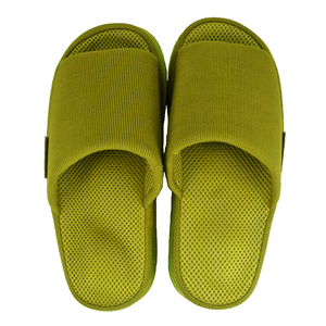 Japanese Massage Health Slippers for Men - Army Green (Free Size)