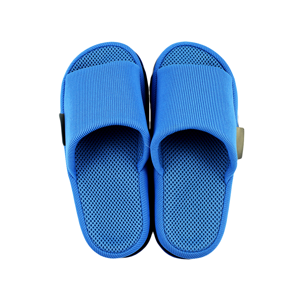 Japanese Massage Health Slippers for Women - Light Blue (Free Size)
