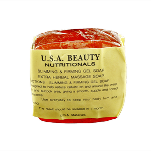 U.S.A. Beauty Nutritionals Slimming & Firming Gel Soap