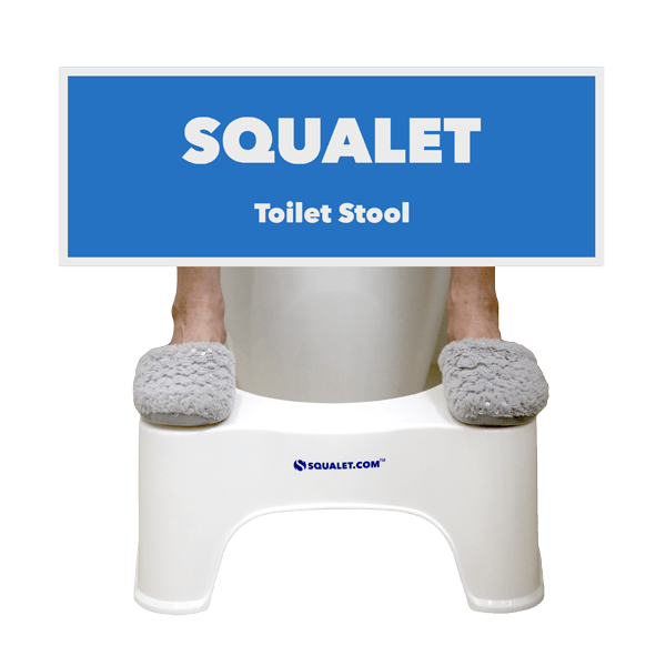 Squalet Toilet Step Stool