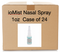 ioMist Nasal Spray - 1oz bottle - Case of 24.   Professional Case Pricing Applied