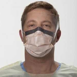 FLUIDSHIELD* Level 3 Fog-Free Procedure Mask, WrapAround Visor