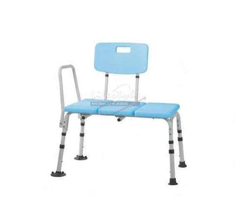 Lifestyle Mobility Aids Lightweight Deluxe Bathroom Transfer Bench
