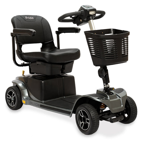 Pride Revo 2.0 Four-Wheel Full Size Scooter