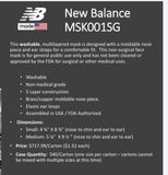 New Balance Reusable Mask