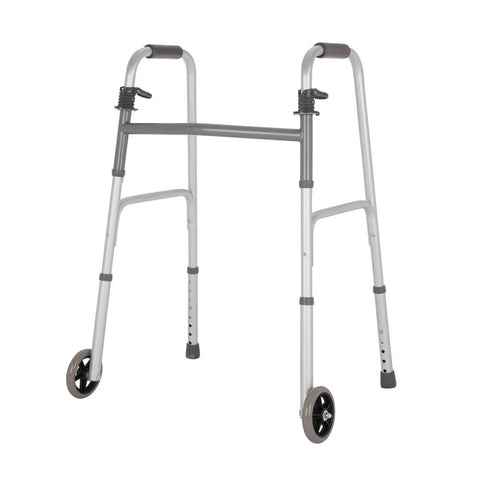 Lifestyle Mobility Adult Walker With Wheels