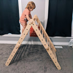 Load image into Gallery viewer, Adjustable Pikler Climber - Tall Pikler Triangle