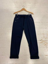 Load image into Gallery viewer, Tracksuit Jogger in Navy
