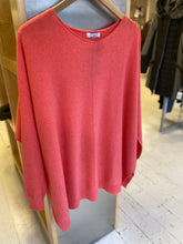 Load image into Gallery viewer, Oversized Jumper in Coral