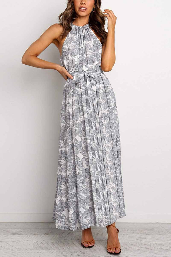 Florcoo Fashion Floral Dress ( 3 Colors)