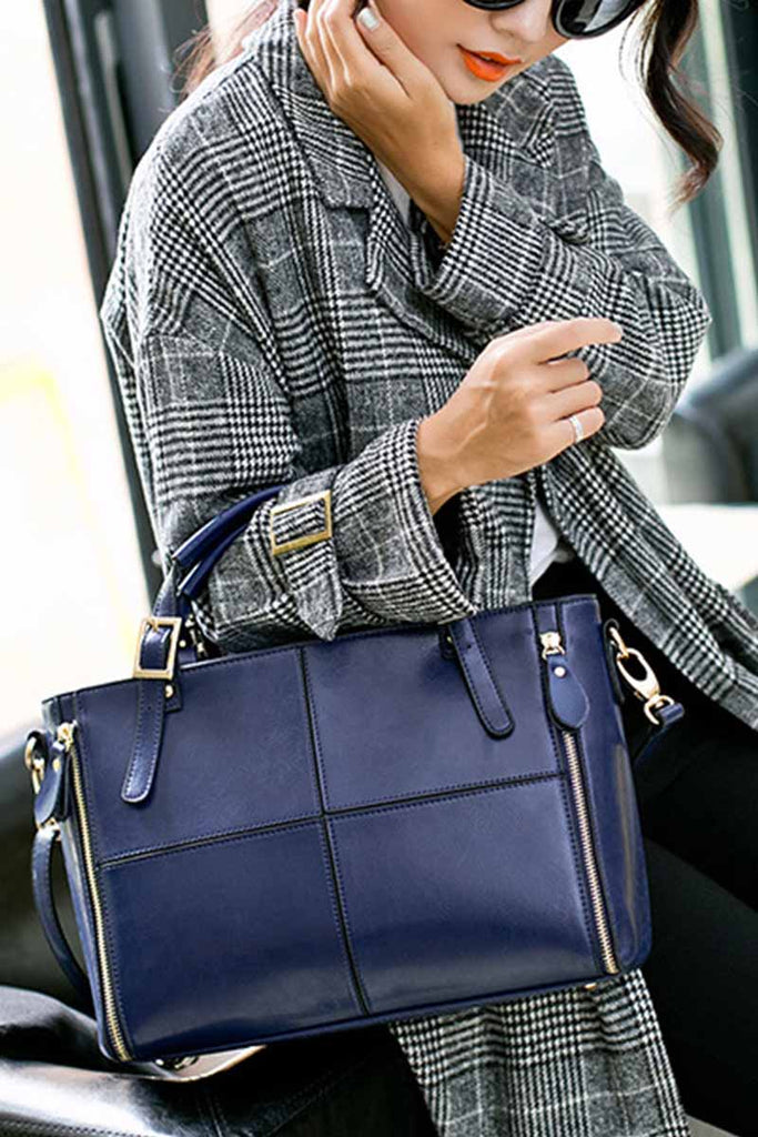 Florcoo Can Be Portable Messenger Shoulder Bag