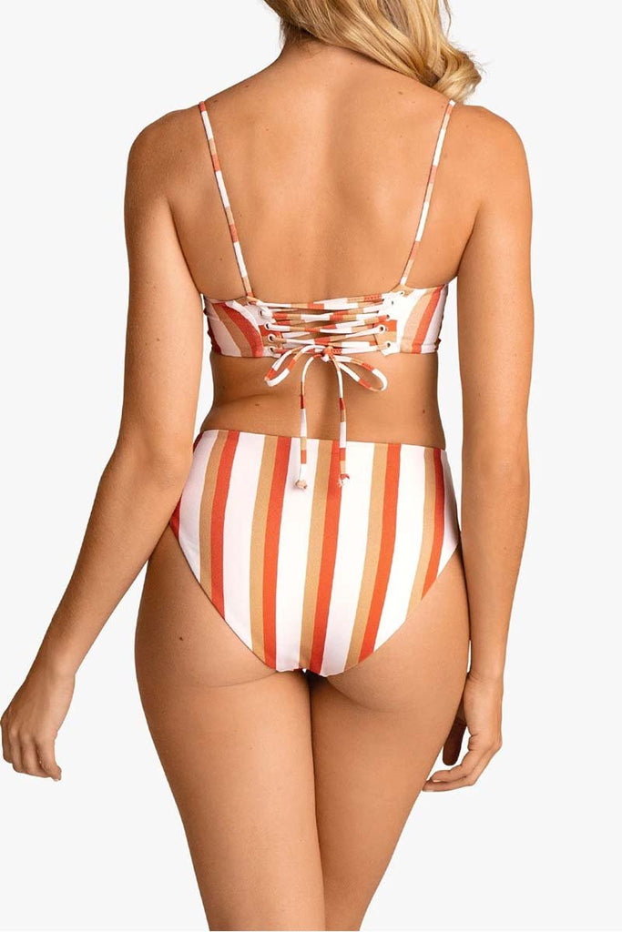 Florcoo High Waist Sexy Swimsuit( 3 colors)