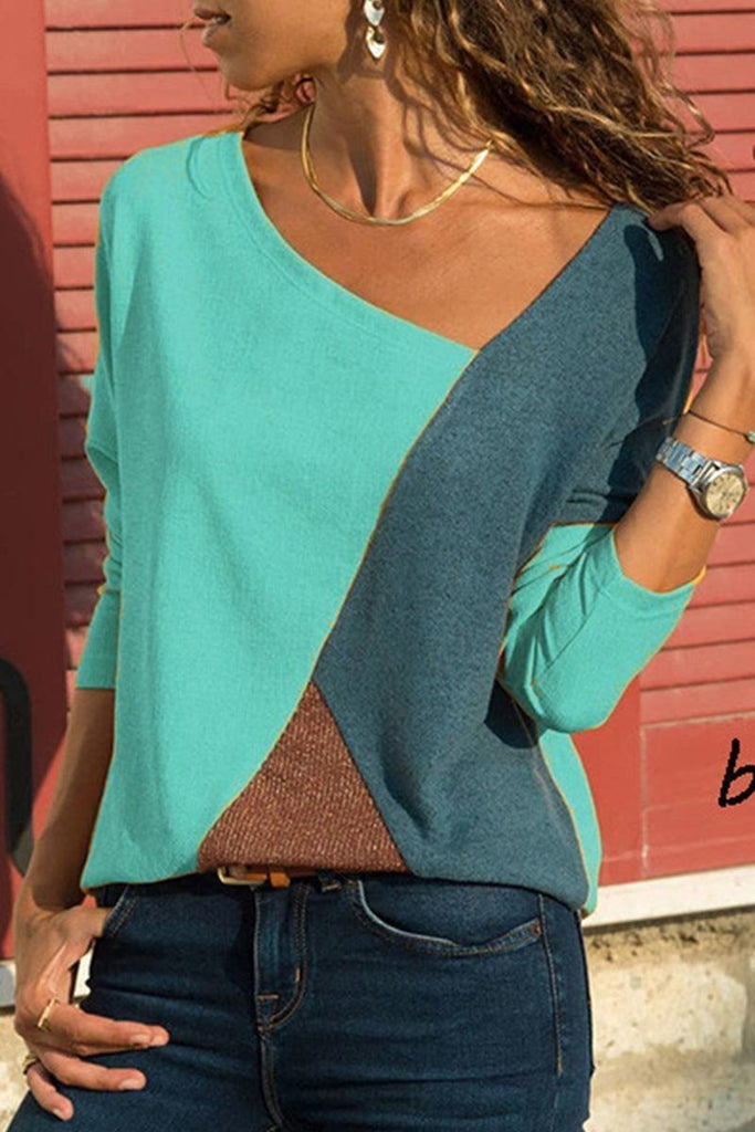 Florcoo Casual Top 4 Colors