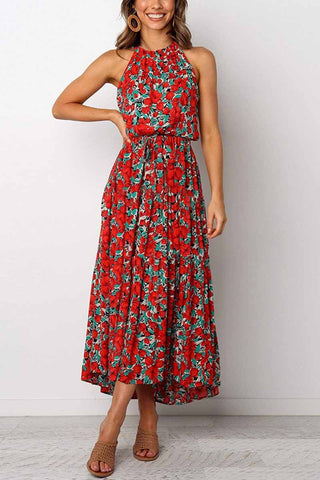 Florcoo After Midnight Ankle Length Dress(Long)