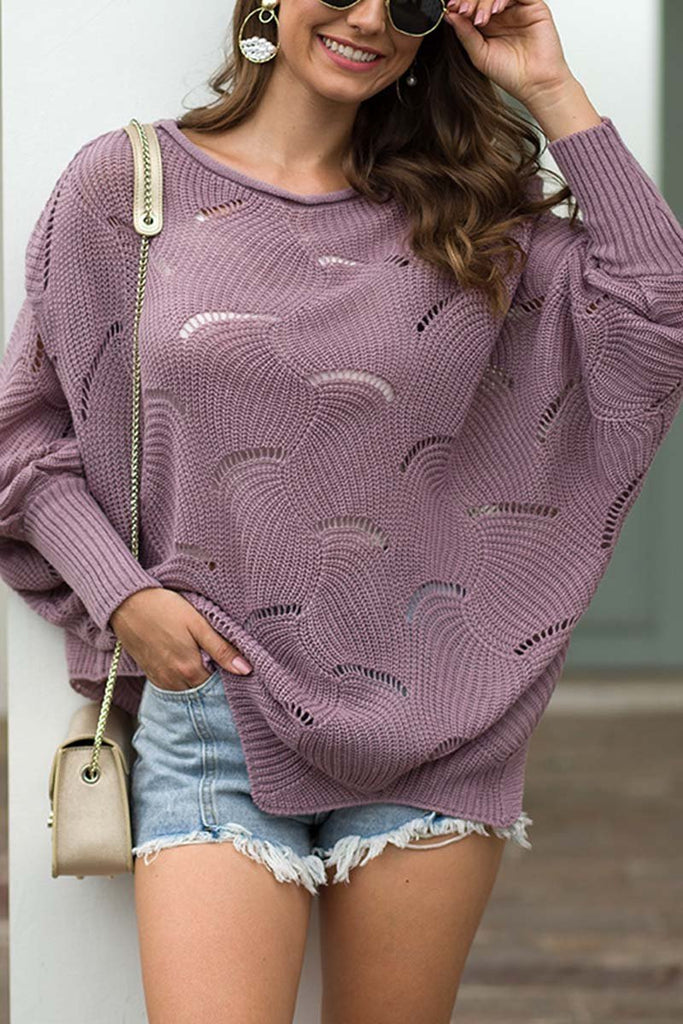 Florcoo Autumn & Winter Casual Sweater 4 Colors