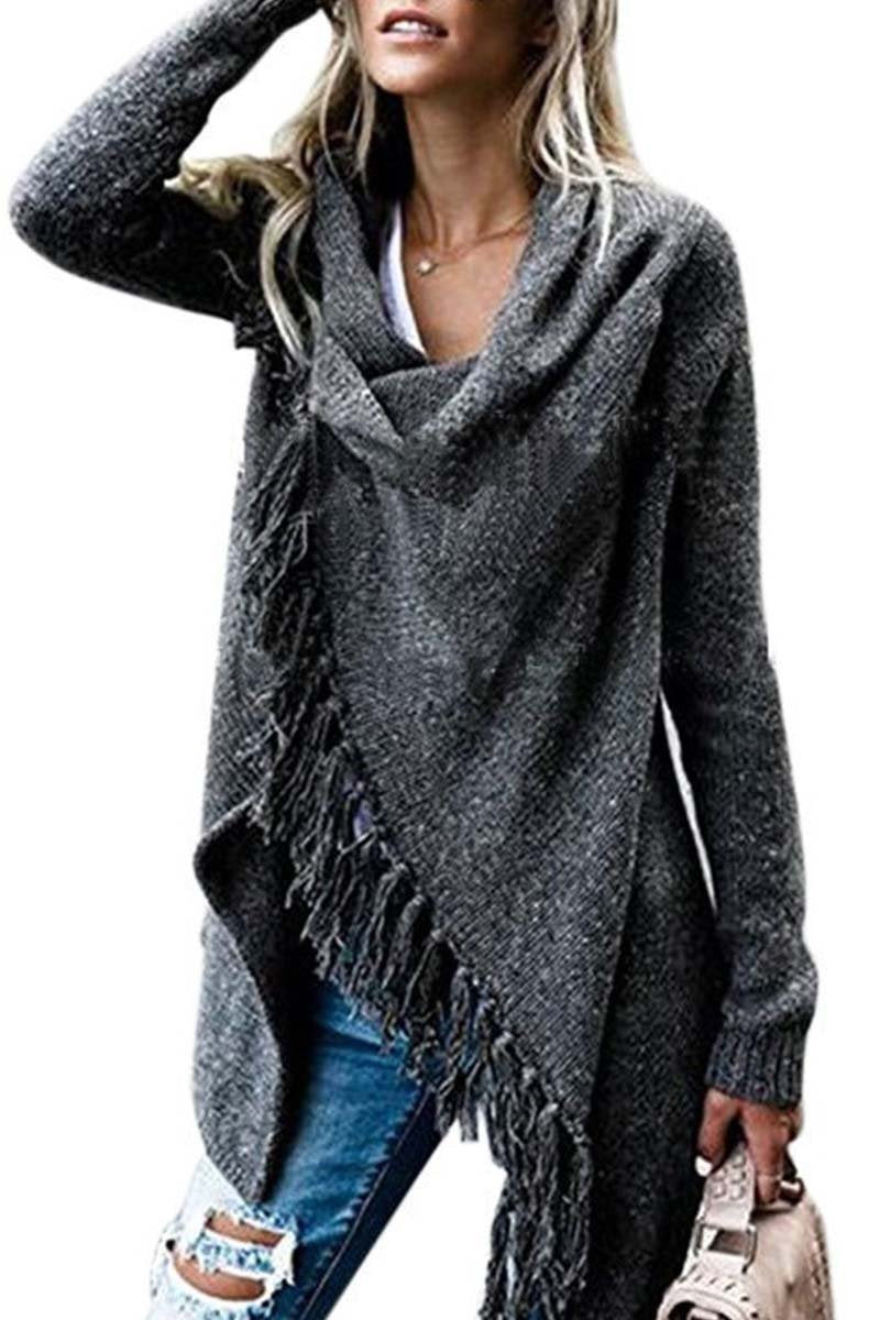 Florcoo Autumn & Winter Shawl Coat(3 Colors)
