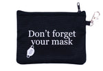 Mask Pouch - Black