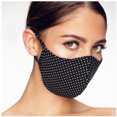 Eco-Cotton Organic Face Masks (8 Unique Patterns)