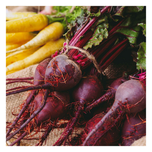 Organic Red Beets - Fresh Village Farms