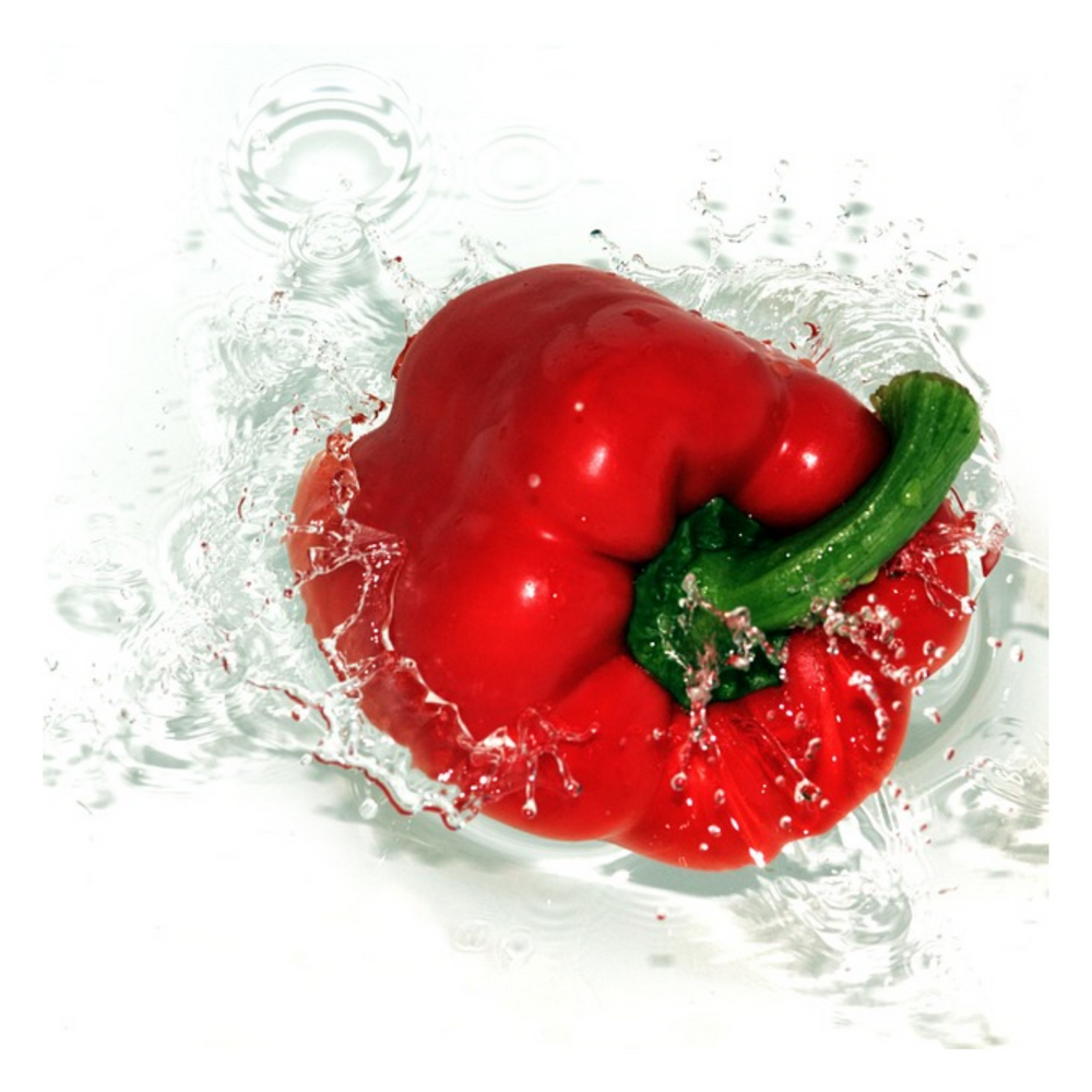 Premium Red Bell Peppers | 1LB - Fresh Village Farms