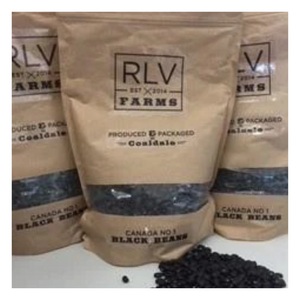 Organic Black Beans Canada No.1 - Fresh Village Farms
