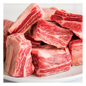 Organic Beef Short Ribs  | per LB - Fresh Village Farms