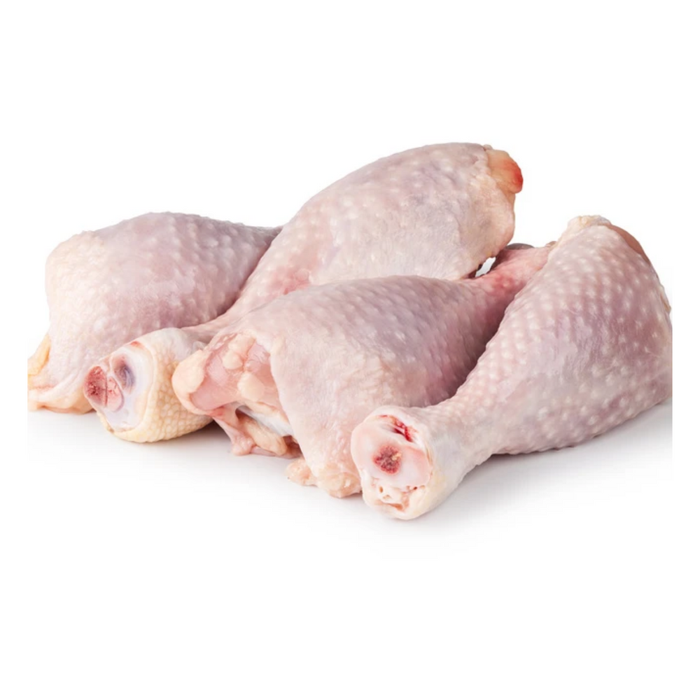 Organic Chicken Drumsticks (4/tray) - Fresh Village Farms