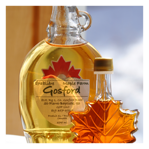 AA Pure Maple Syrup - 375ml - Fresh Village Farms