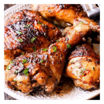 Organic Chicken Thighs & Drumsticks  | per LB - Fresh Village Farms