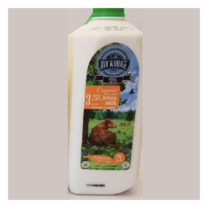 Load image into Gallery viewer, Organic 3.25% Milk | Organic Jersey 2 L 3.25% - Fresh Village Farms