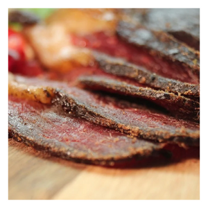 Load image into Gallery viewer, Organic Beef Jerky | per 1/4 LB - Fresh Village Farms