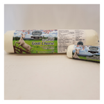 Organic Soft Goat Cheese | Chevre 1 KG Roll - Fresh Village Farms