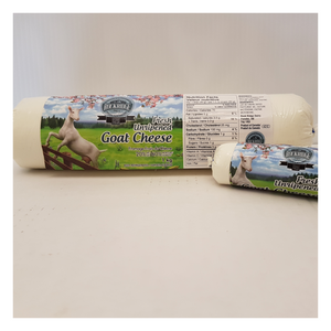 Load image into Gallery viewer, Organic Soft Goat Cheese | Chevre 1 KG Roll - Fresh Village Farms