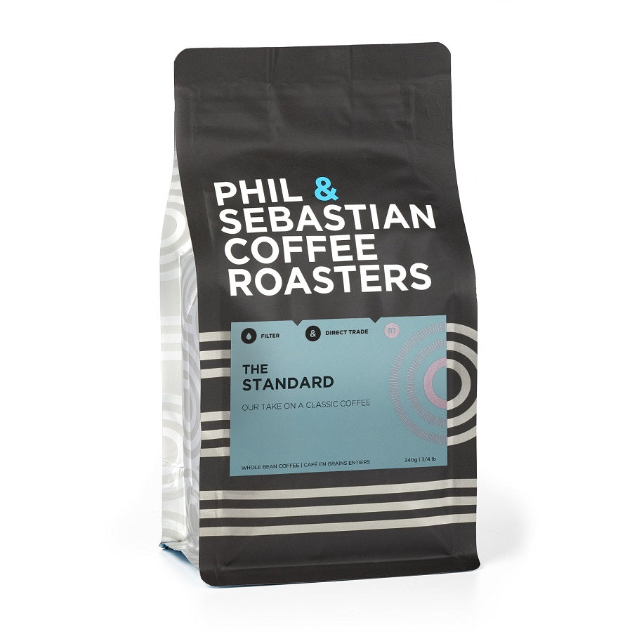 Coffee Beans | Roasted The Standard Filter - Fresh Village Farms