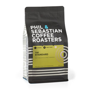 Coffee Beans | Roasted | The Standard Espresso - Fresh Village Farms