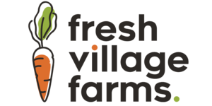 Organic Orange Bell Peppers - Fresh Village Farms