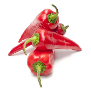 Organic Sweet Red Banana Pepper - Fresh Village Farms