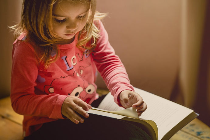Encouraging Good Reading Habits in your Kids