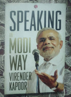 Speaking the Modi Way