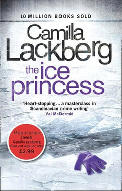 The Ice Princess (Patrik Hedström, #1)- 99bookscart-secondhand-bookstore-near-me