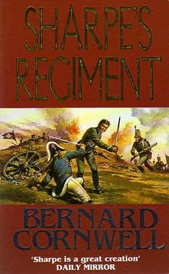 Sharpe's Regiment- 99bookscart-secondhand-bookstore-near-me