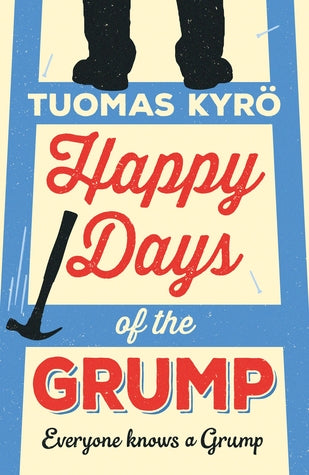 Happy Days of the Grump- 99bookscart-secondhand-bookstore-near-me