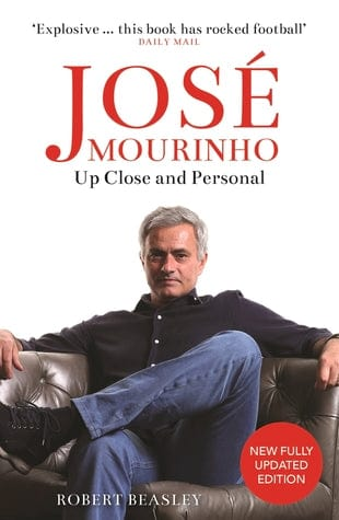 José Mourinho: Up Close and Personal- 99bookscart-secondhand-bookstore-near-me